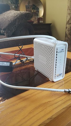 Modem/router Arris surfboard SBG6700-AC for Sale in Kirkwood, NJ