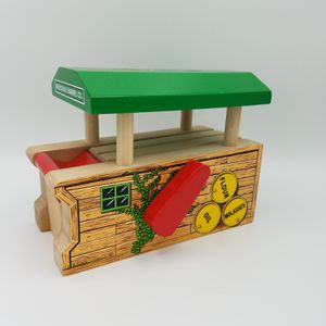 Thomas & Friends Arlesdale Barrel Co Wooden Train Loader for Sale in Chevy Chase, MD