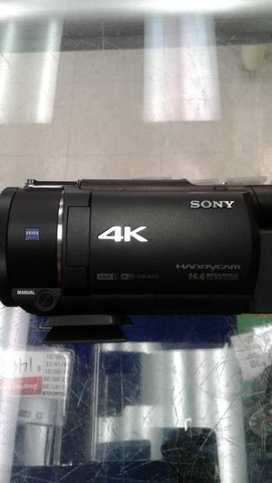 Sony 4k camcorder for Sale in Indianapolis, IN