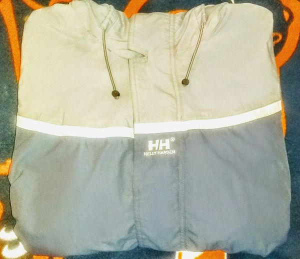 "Helly Hanson Helly Tech ""Backbowl"" Mens Jacket (L)"