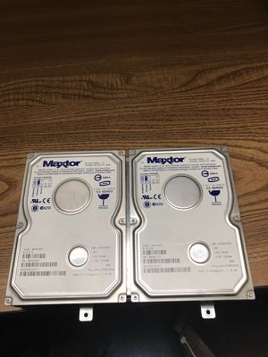 Maxtor 250GB hard disk drives for Sale in Columbus, OH