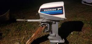 Evinrude 7.5 for Sale in Lincoln, NE