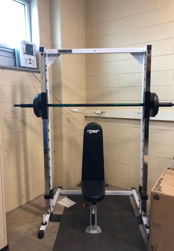 Powerline workout gym