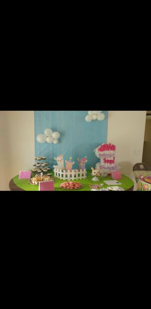 Lil Llama First Birthday Party for Sale in Yelm, WA