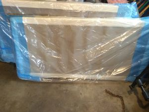 Two box spring/ mattress foundation for Sale in Chicago, IL