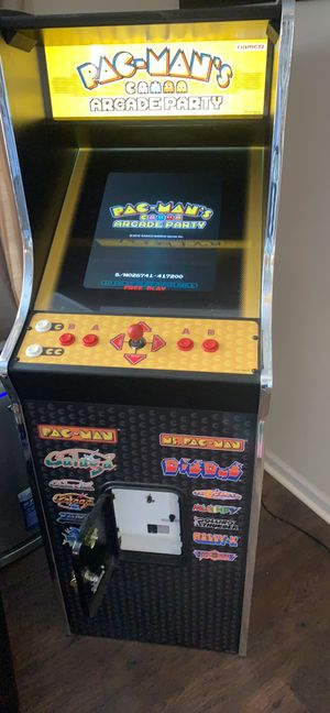 Pac-Man Arcade Game barely used for Sale in Decatur, GA