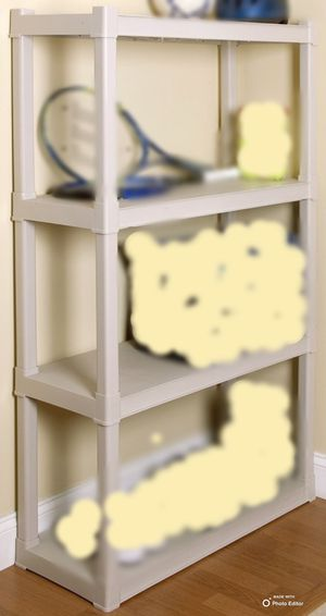 New!! Organizer,Heavy Duty Shelving,4 Shelf Unit,Storage Organizer, for Sale in Phoenix, AZ