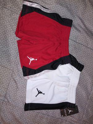 $12 each NEW Baby Jordan shorts 12 months for Sale in El Monte, CA