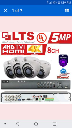 Security cameras kit for Sale in Miami, FL