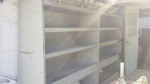 Van Shelving for Sale in Clovis, CA