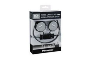 Panasonic RP-HC101 Noise Canceling Headphones for Sale in Houston, TX