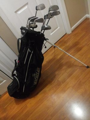 Golf clubs and bag for Sale in Herndon, VA