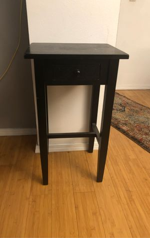 End table/ coffee table with drawer for Sale in Kent, WA