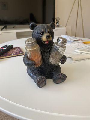 Cute bear spice battles holder for Sale in Arlington, VA