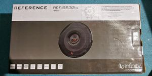 """New Infinity Reference 6.5"""" speakers for Sale in Irving, TX"""