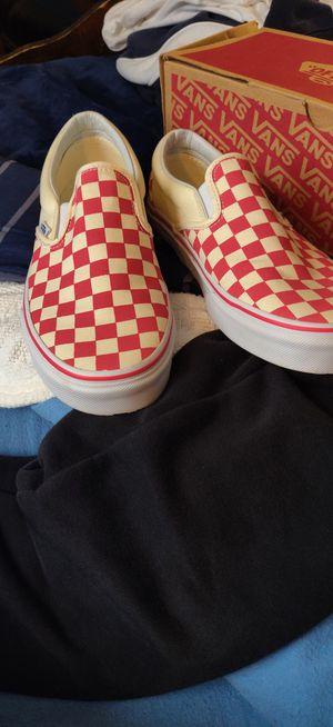 Vans slip on shoes for Sale in Millville, NJ