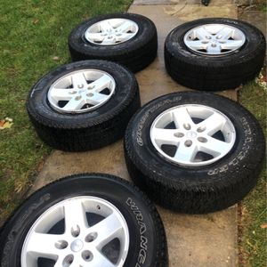 OEM Jeep Wheels for Sale in Floral Park, NY