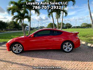 2010 Hyundai Genesis Coupe for Sale in Miami, FL