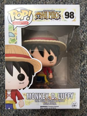 Monkey Luffy one piece anime Funko brand new for Sale in San Leandro, CA