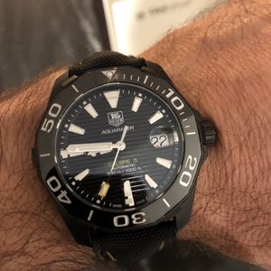Tag Heuer Black for Sale in New Port Richey, FL