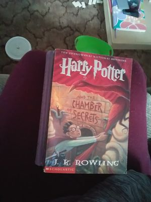 Harry potter books for Sale in Prineville, OR