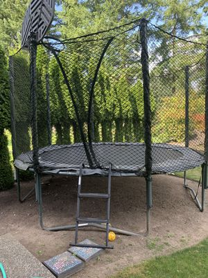 Jumpsport 14' trampoline for Sale in Snoqualmie, WA