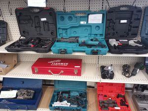 Power tool, saw, hammer drill, nail guns for Sale in Romeoville, IL
