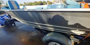 Bass Boat (Aluminum) for Sale in Sanger, CA