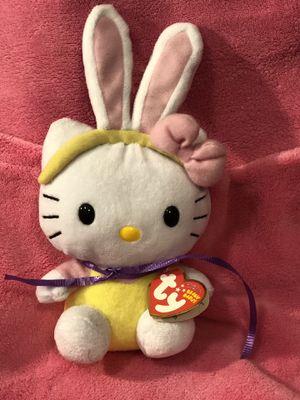 Hello Kitty Ty beanie babies plush doll toy (NWT) for Sale in Phoenix, AZ