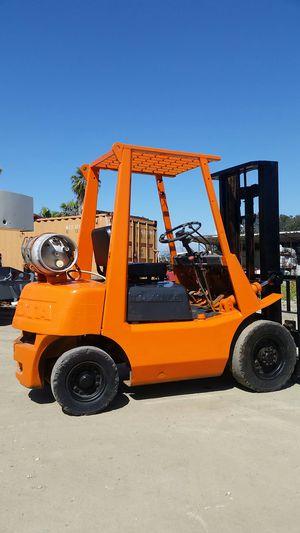 Forklift Toyota for Sale in Oceanside, CA