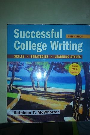Successful College Writing for Sale in US