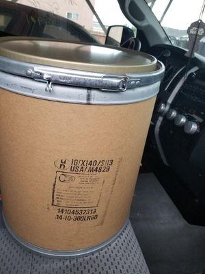 Cardboard Drum for Sale in Los Angeles, CA