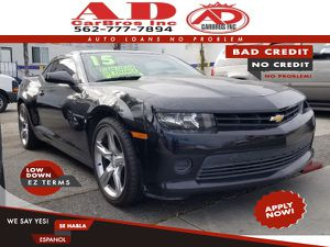 15 Chevy Camaro for Sale in Whittier, CA