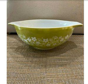 Vintage Pyrex spring blossom Cynderella bowl for Sale in Aragon, GA