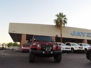 2007 Jeep Wrangler for Sale in Tucson, AZ