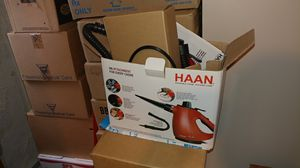 Haan steam cleaner for Sale in Chicago, IL