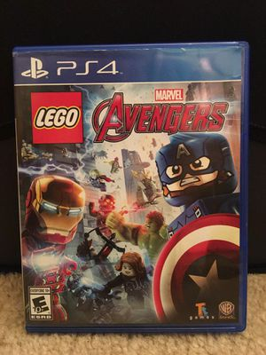 PS4 Games - Lego Avengers for Sale in Aliquippa, PA