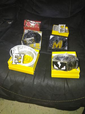 Belts and glasses sale or trades for Sale in Bronx, NY