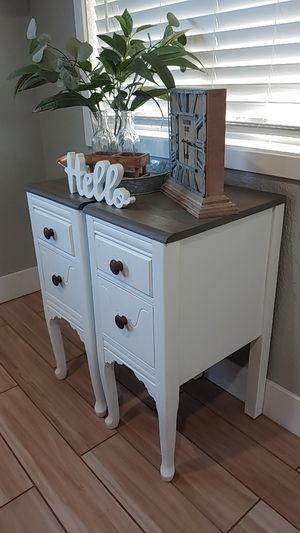 Side Tables / Nightstands for Sale in Turlock, CA