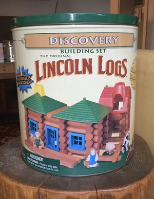Lincoln Logs Discovery set for Sale in Portland, OR