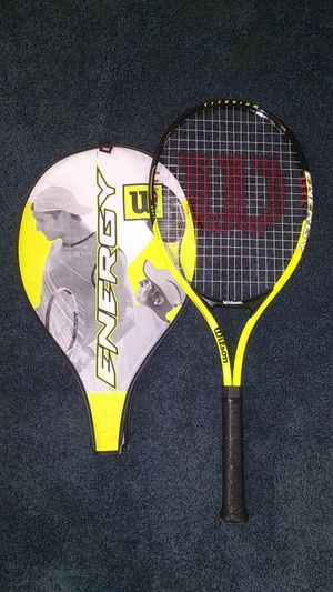 Wilson tennis racket for Sale in Riverside, CA