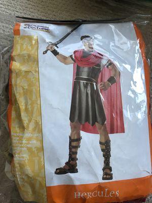 Halloween Adult Costume Hercules for Sale in Los Angeles, CA