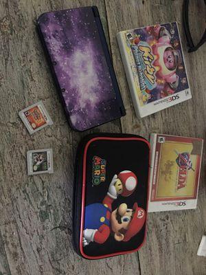 Nintendo 3ds XL purple galaxy for Sale in Salt Lake City, UT