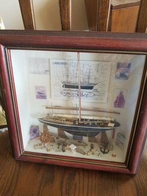 sailboat diarama for Sale in Barnegat, NJ
