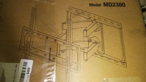 Mounting tv wall mount 32 to 55 inches full articulate for Sale in Hollywood, FL