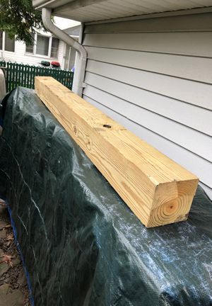 6x6x72 pressure treated Post for Sale in Rockville Centre, NY