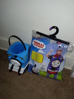 Thomas costume with bucket for Sale in Pittsburgh, PA