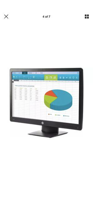 HP Pro Display P203 20-inch HD+ LED-Backlit Monitor (X7R53A8#ABA) for Sale in Tamarac, FL