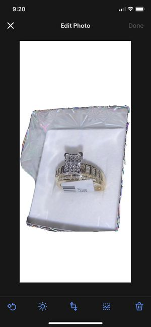 Engagement/wedding ring (size6.5) for Sale in Columbia, SC