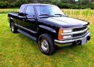 NICE WHEELS! Price$6OO 96 Chevrolet Silverado 🆕 for Sale in Dallas, TX